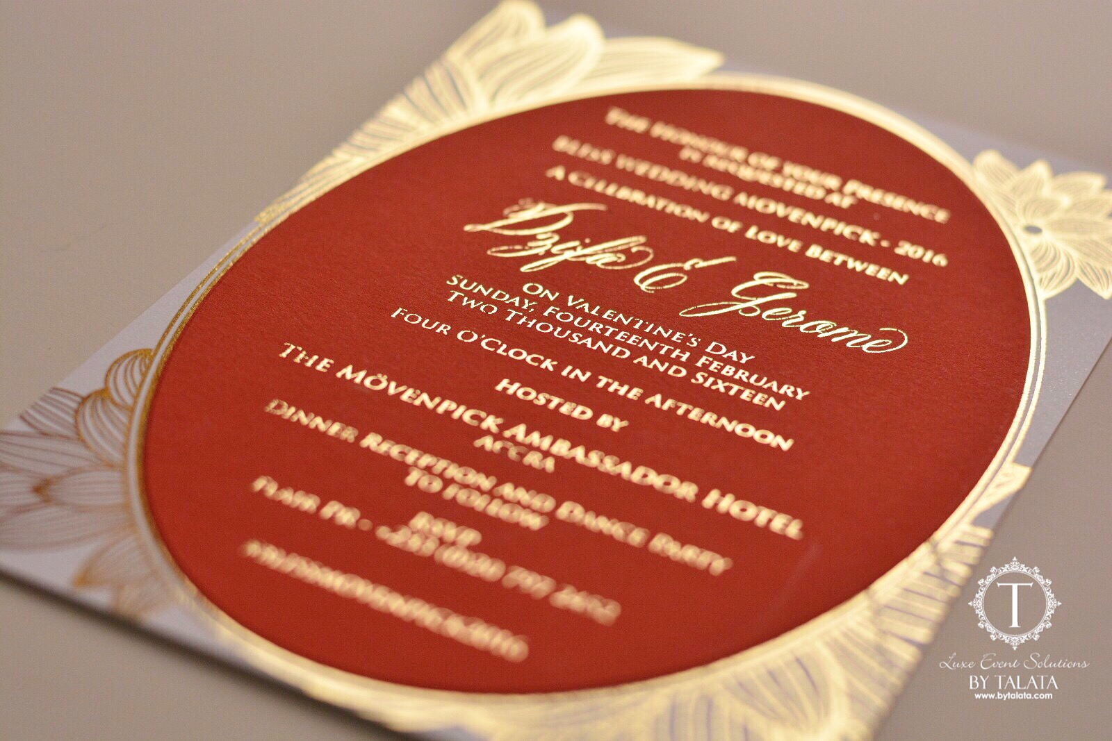 Wedding Invitations, Special Events Invitations in Ghana, Africa
