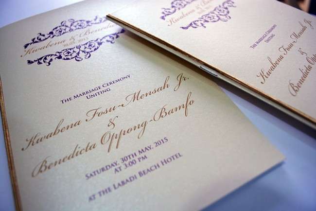 The Talata Experience - Benedicta & Kwabena's Wedding