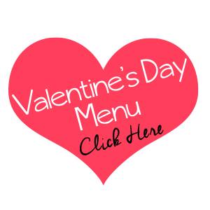 Wine & Dine Your Valentine….