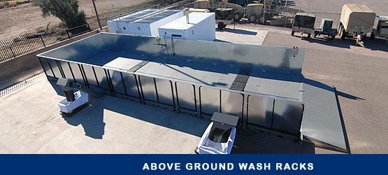 EST Above Ground Wash Racks