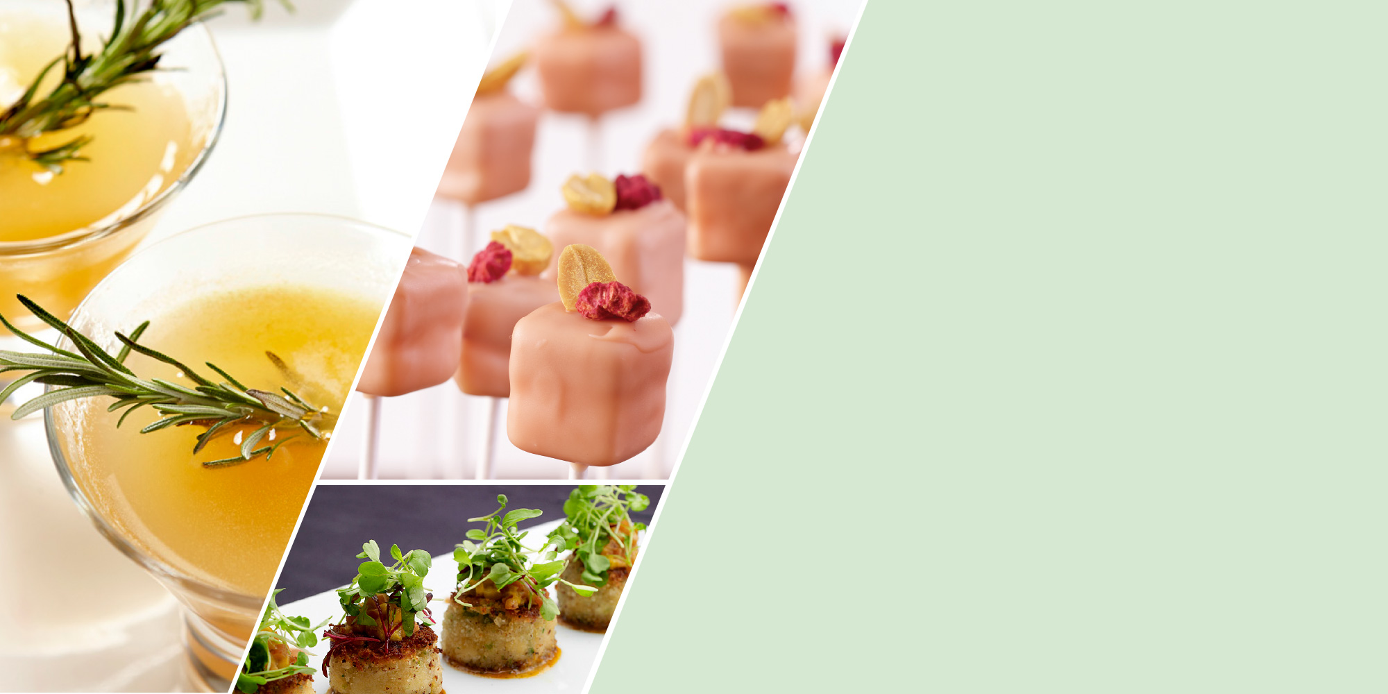 Catering by Wolfgang Puck