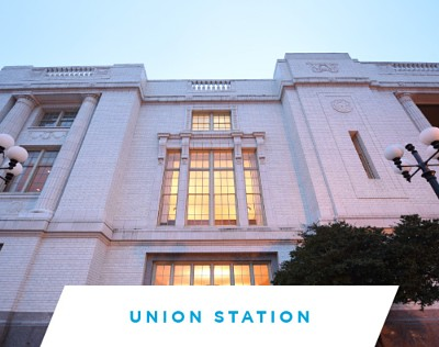 Union Station, grand events in a landmark destination