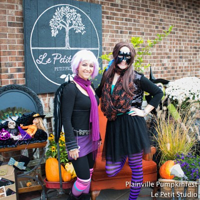 ct website company helps plainville pumpkinfest  with  web design