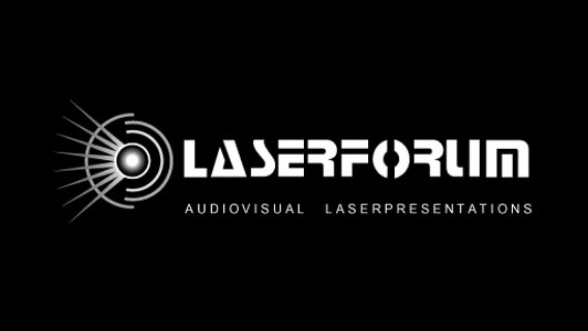 The birth of laserforum (old logo)