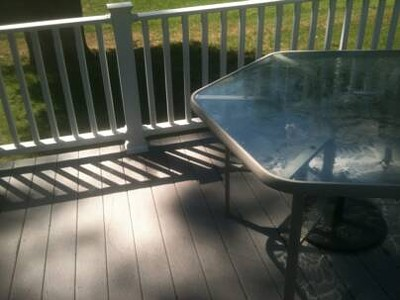 Make your deck in Burlington a clean, safe one