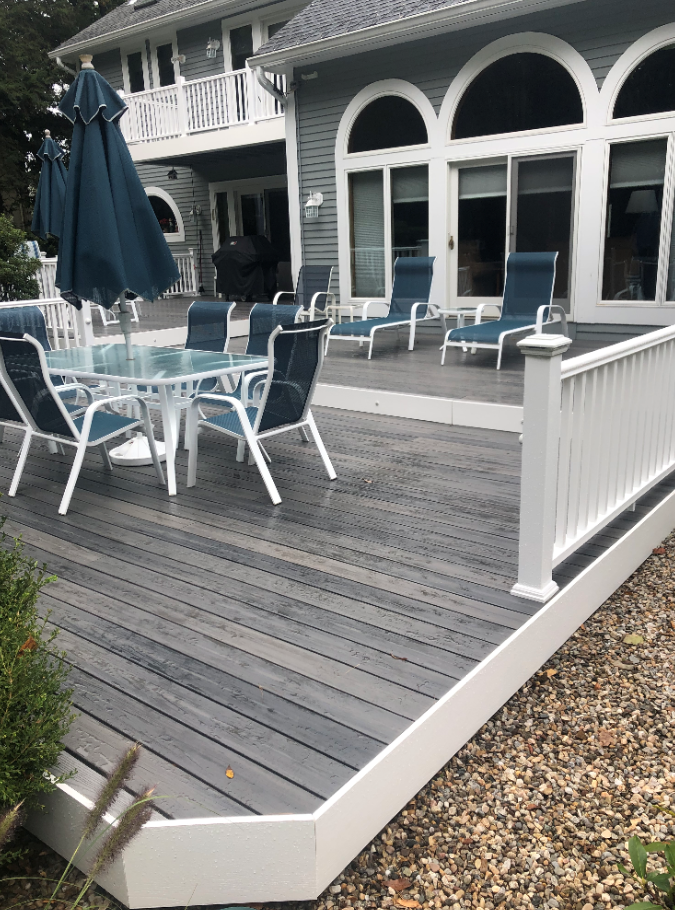 A gorgeous deck like this can be yours when you call Pals