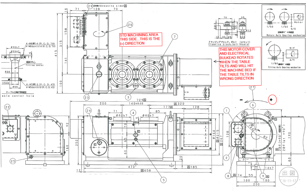 technical drawing ttnc-102-2