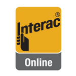 Logo of the Interac Online service