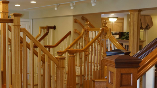 Superior It Is Important To Combine Durability With Style And To Ensure That It  Complements The Rails, Balusters And Other Parts Of The Staircase.