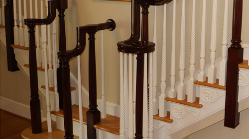 Our Ability To Custom Design Can Create Looks That Are Bold, Decorative Or  Elegant. We Create Unique Staircases That Add Value And Meet Your Every  Need.