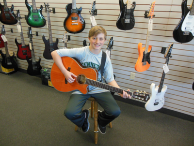 Guitar lessons a great the the music shop southington