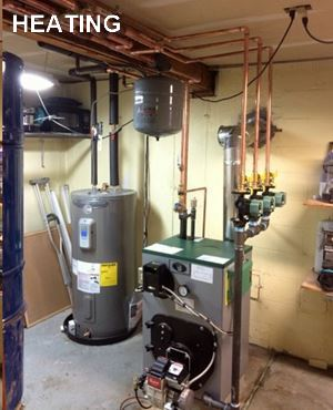 Heating Installation & Maintenance CT