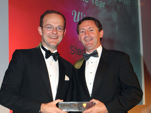 StadiArena wins 2 UKTI Awards 1