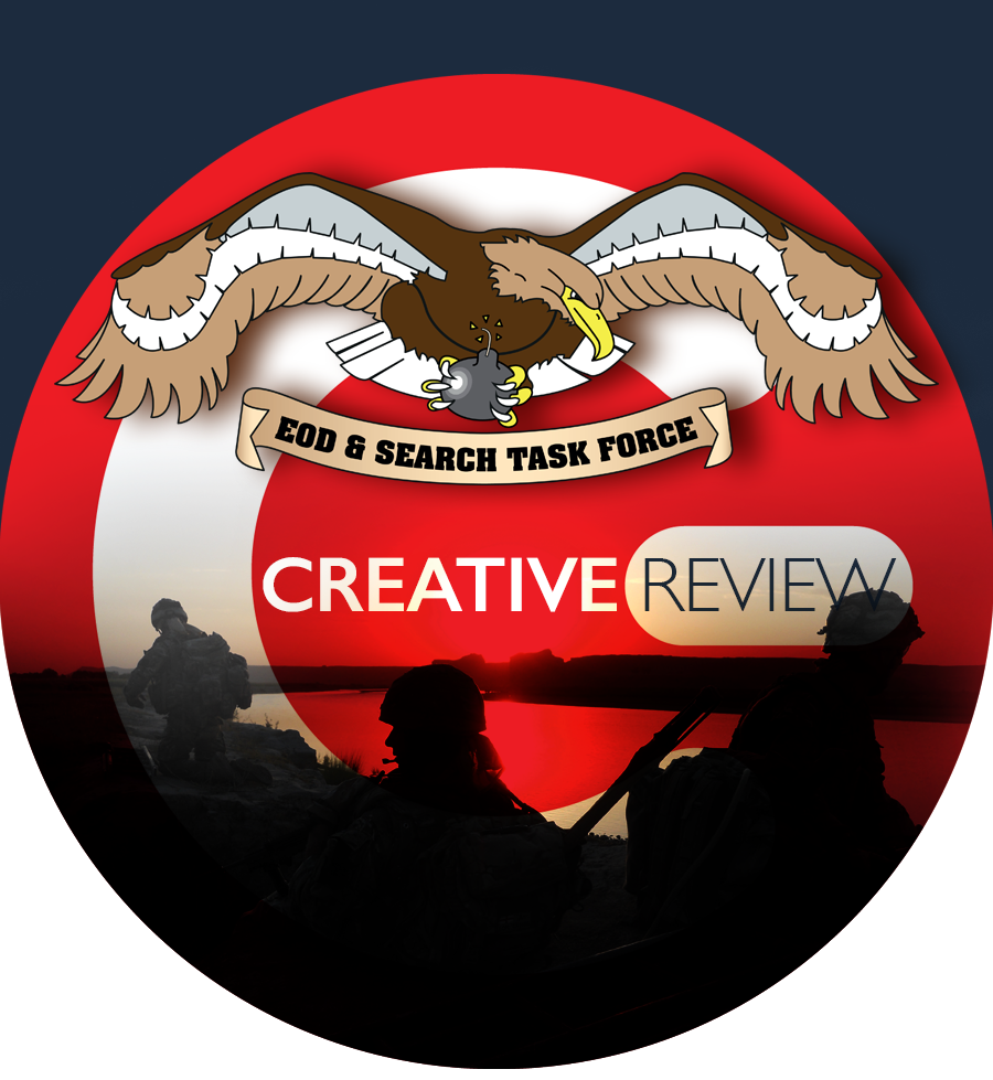 Creative Review: Supporting the Heroes