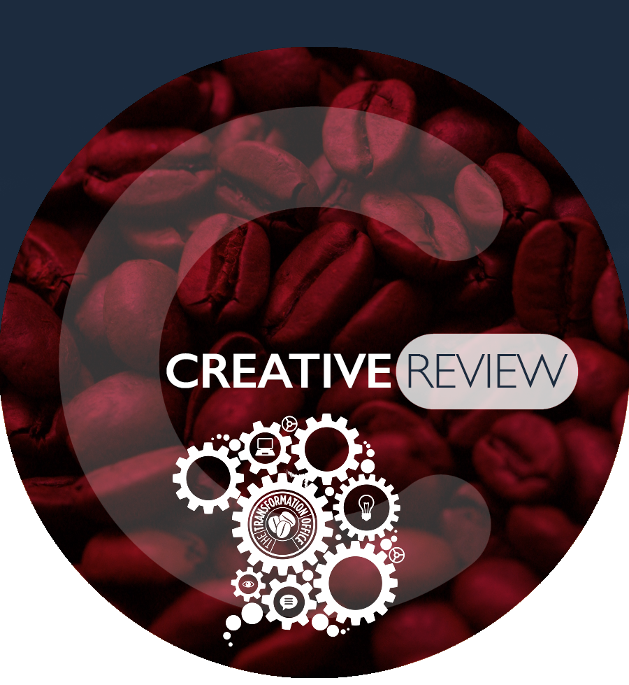 Creative Review: Cappuccino, Latte and the Transformation Mindset