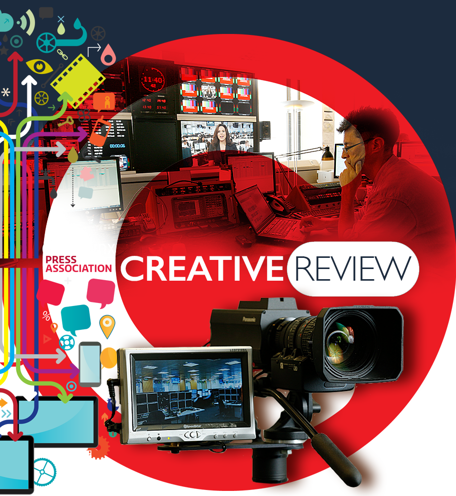 Creative Review: Press Association