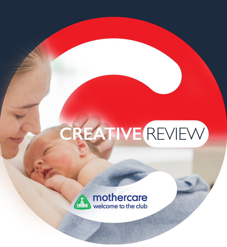 Creative Review: Mothercare - Expecting a great future