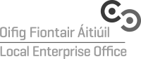 Logo of the local enterprise office