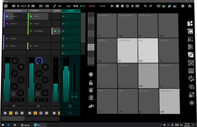 Yeco – Touch control for Ableton Live