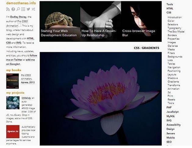7 CSS3 Resources for Modern Background Designs | Webydo Blog