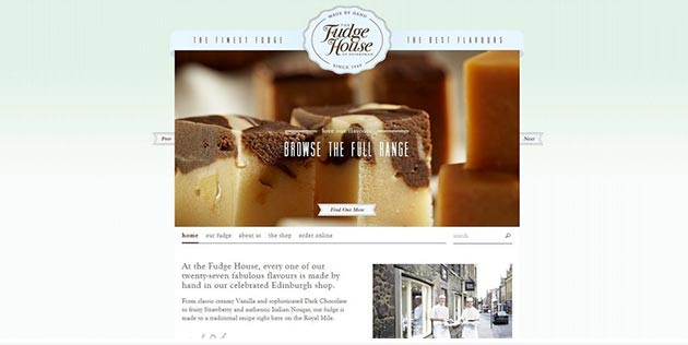 The Fudge House