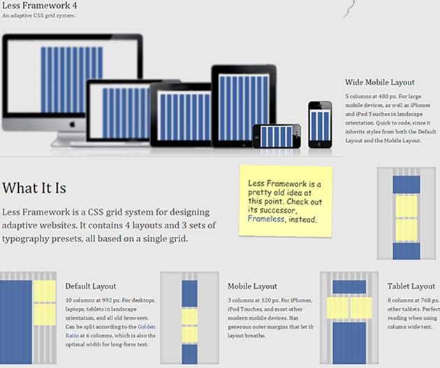 22 Grid Tools For Responsive Websites Webydo Blog