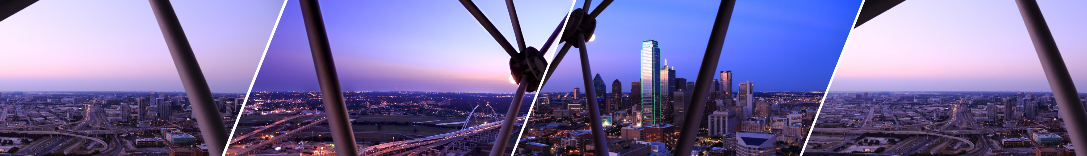 Private Events with 360 degree views of Dallas