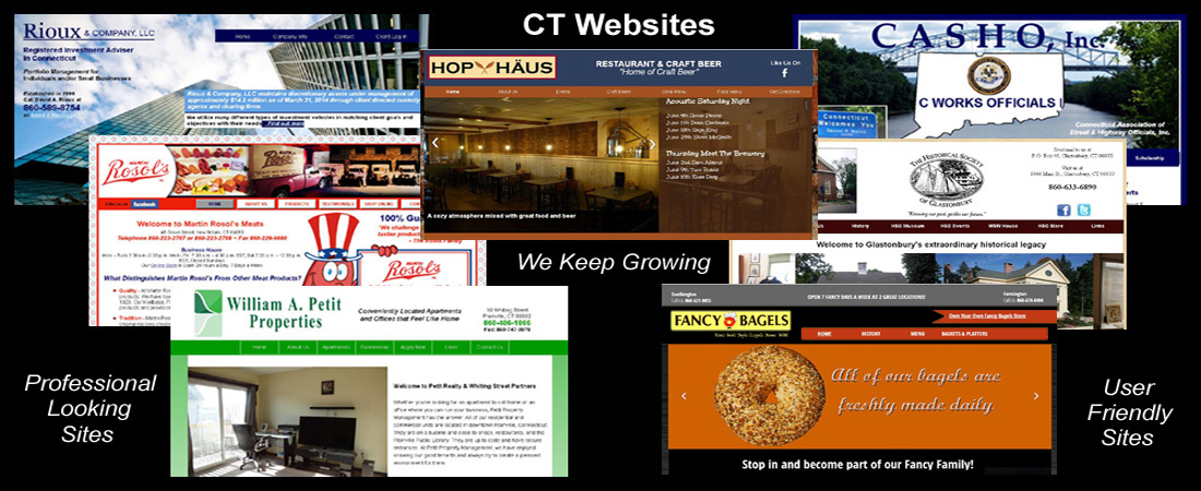 ct website design company