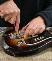 instrument repair at the music shop in southington ct