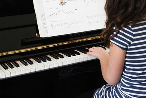 The Music Shop in Southington offers piano lessons