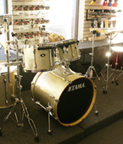 drum lessoninstrument repair at the music shop in southington ct at the music shop in Southington CT
