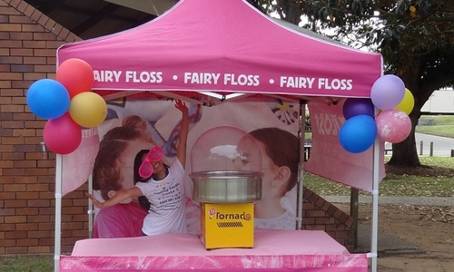 Fairy Floss Station