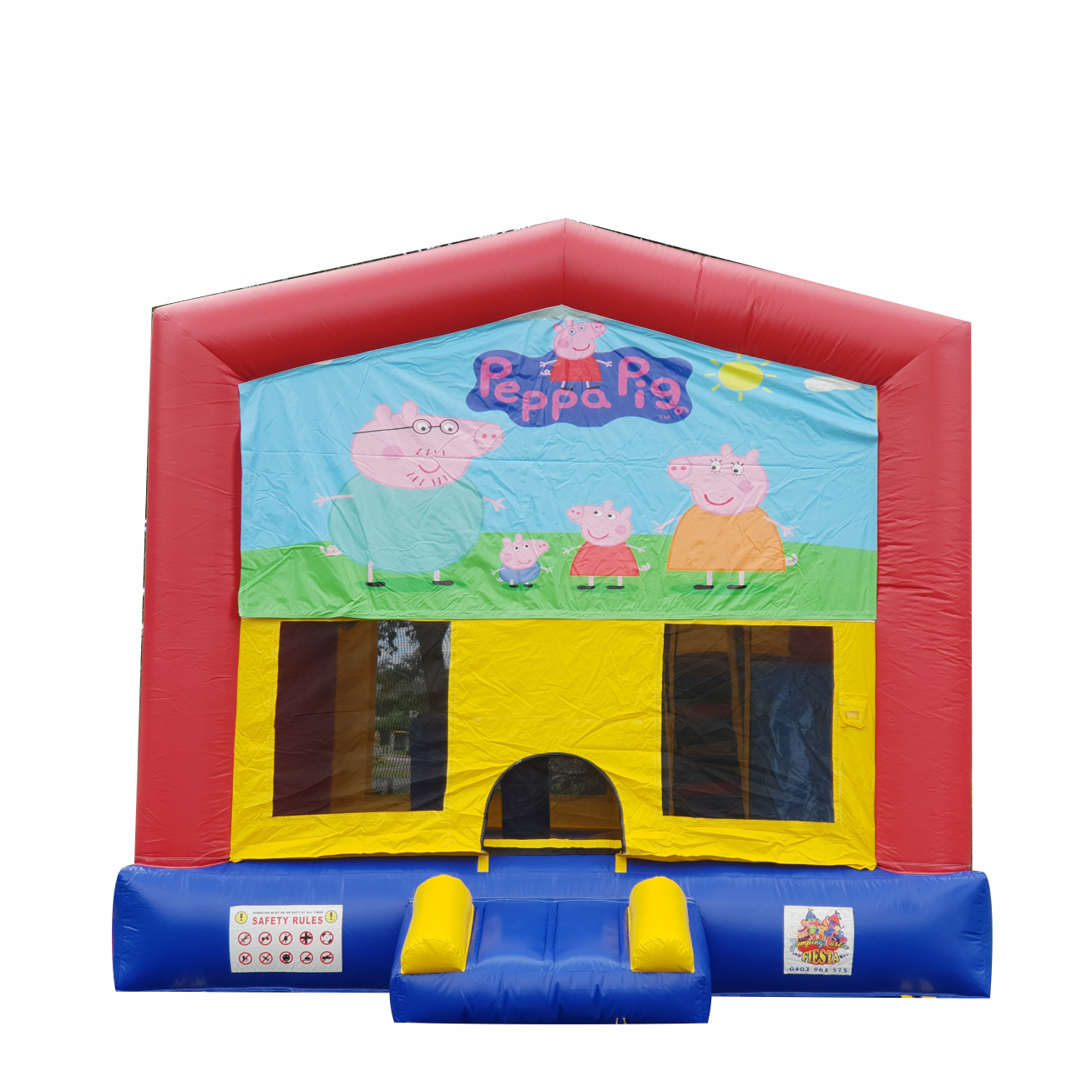 PEPPER PIG CASTLE