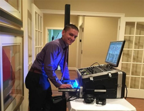 Brides First Choice DJ Mitch